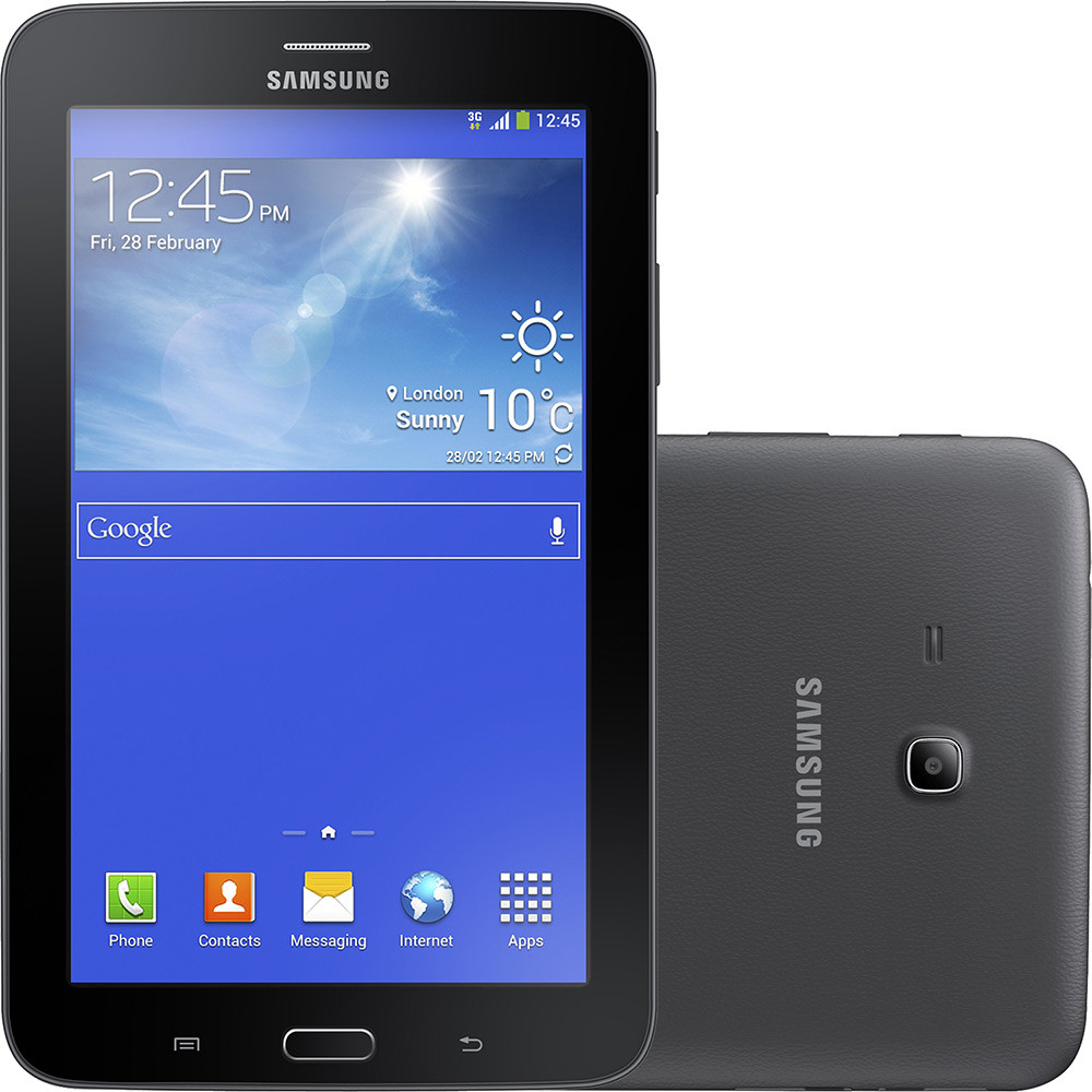 Samsung Galaxy Tab 3 Lite 70 3g Sm T111 Specs And Price Phonegg White