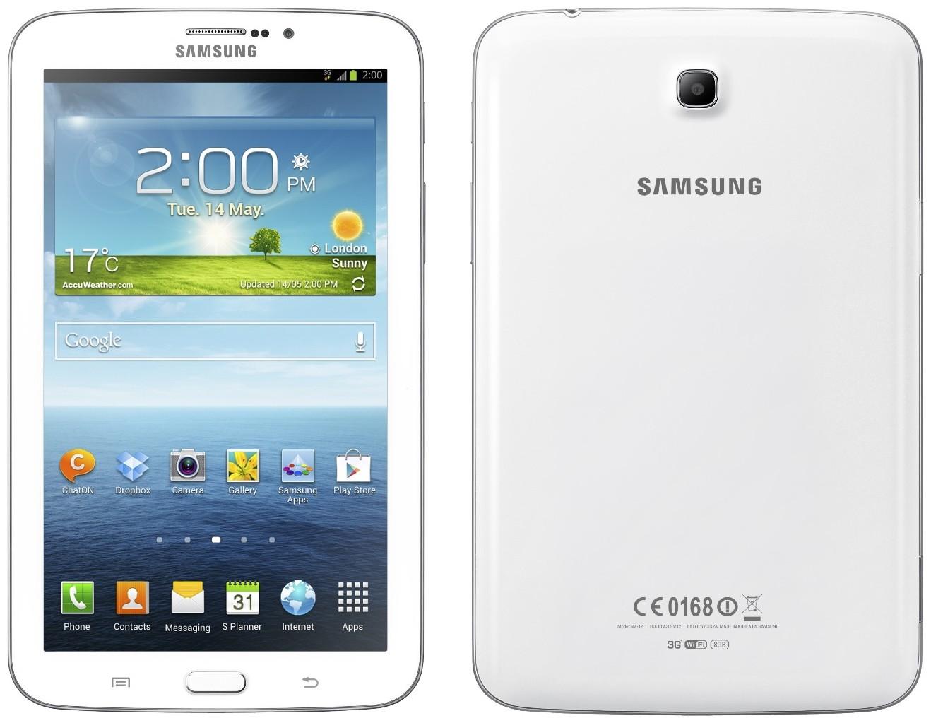 Samsung Galaxy Tab 3 7.0 3G SM-T211 16GB vs. Plum Z711 3G - Phonegg