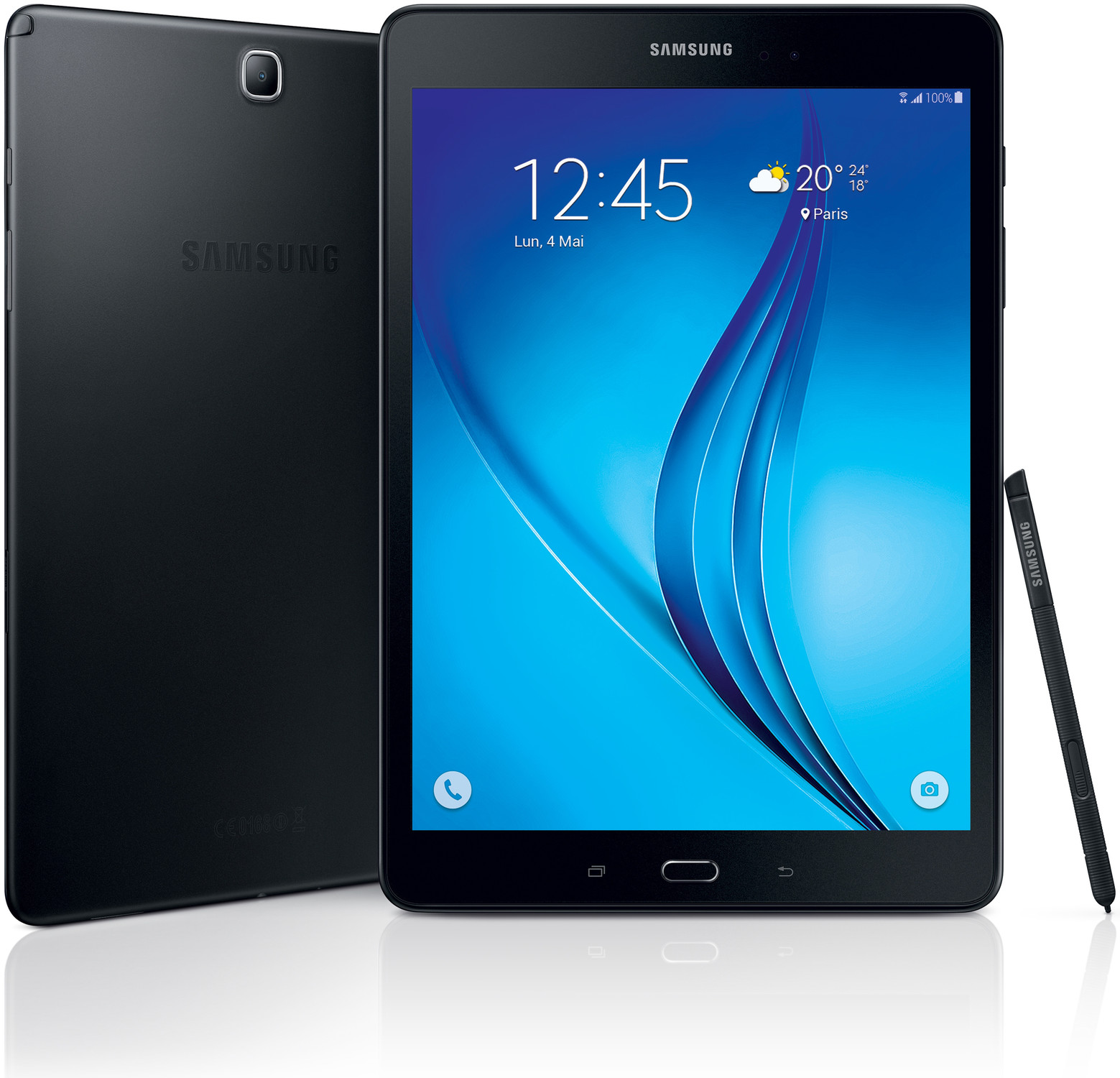 samsung galaxy tab a with s pen sm p550 specs and price phonegg. Black Bedroom Furniture Sets. Home Design Ideas