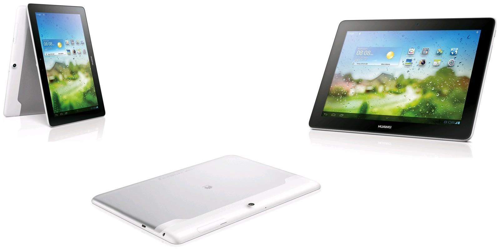 Huawei MediaPad 10 Link 3G S10-201u - Specs and Price - Phonegg